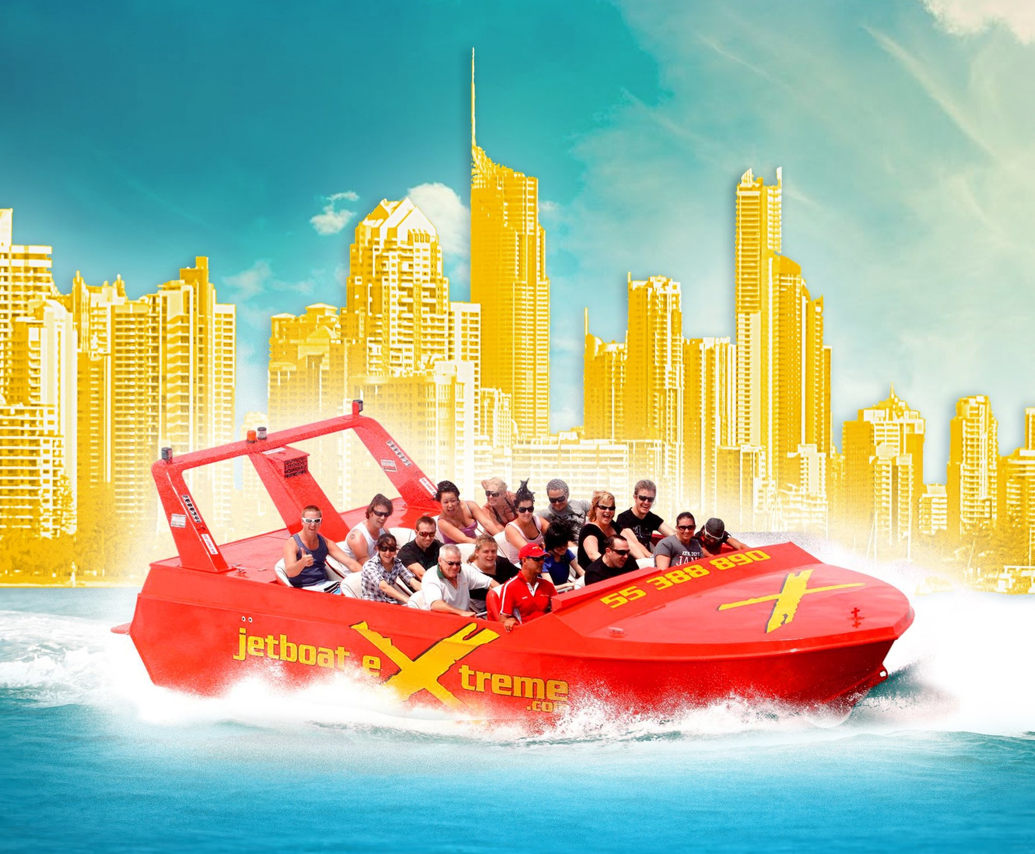 Recommended Gold Coast Activities - We Recommend - Jetboat