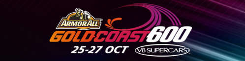 ArmorAll Gold Coast 600 25 - 27 Oct V8 Supercars