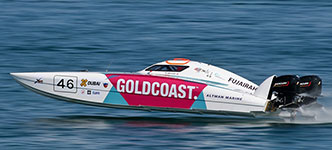 XCATs headed to Australia's vibrant Gold Coast