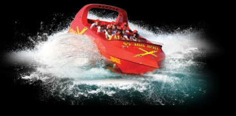Ultimate Jetboat Ride