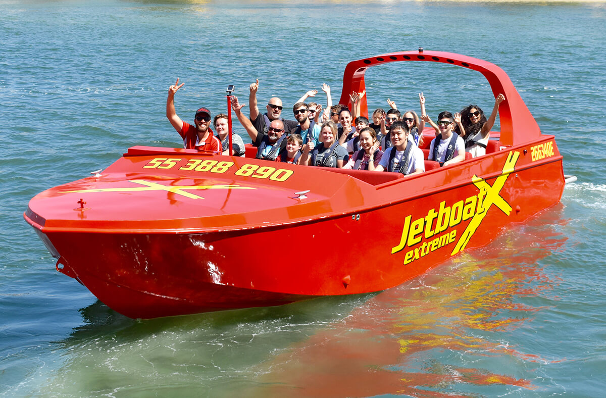 jetboat extream gold coast
